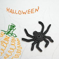 Make a Small Crocheted Spider | Guidecentral
