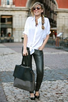 i dont usually like leather pants, but i really like this