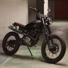 """Honda cityfly 125 #56motorcycles #custom #motorcycles #handmade #homemade #bikes #honda #paris #garage"""
