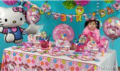 Hello Kitty Party Ideas - Hello Kitty Birthday Party Ideas -Party City