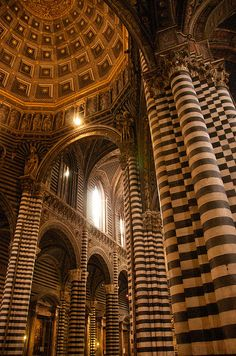 Siena Duomo, Tuscany, Italy - one of the best cathedral I've ever visit