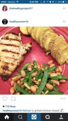 Healthy dinner  sc 1 st  Pinterest & Healthy dinner | Meal prep | Pinterest | Meals and Dinners