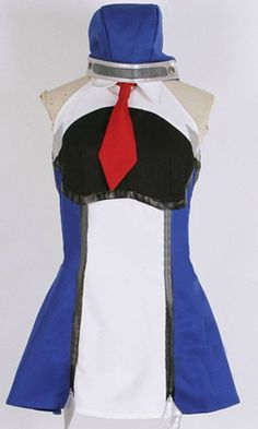 Camplayco Blazblue Noel Vermillion Cosplay Costume-made *** Want to know more, click on the image.