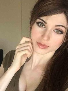 Lara Croft by Amouranth - Kaitlyn Siragusa Grey Contacts, Colored Contacts, Brown Contact Lenses, Color Lenses, Trending Memes, Cosplay, Eyes, Instagram Posts, Lara Croft
