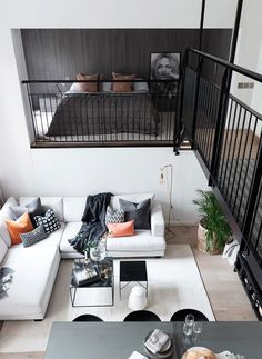Un loft design dans un bâtiment ancien - PLANETE DECO a homes world