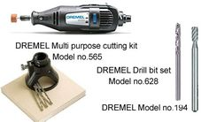 HOME DZINE Craft Ideas | Wood carving with Dremel tools