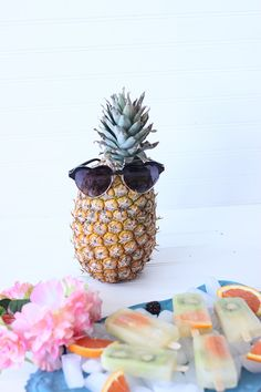 Pineapple Popsicle Recipe