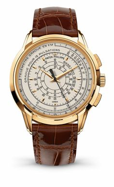 The Limited Edition Patek Philippe Multi-Scale Chronograph Reference 5975 For The 175 Anniversary