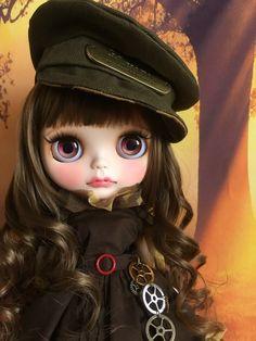 Ooak Dolls, Blythe Dolls, Barbie Dolls, Beautiful Girl Image, Beautiful Dolls, Bratz, Gothic Dolls, Doll Makeup, Real Doll
