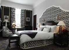 10 Must-Visit Fashion Designer Hotel Rooms Across The Globe  - HarpersBAZAAR.com