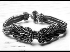 Project Tutorial: Forever Tango Bracelet - YouTube