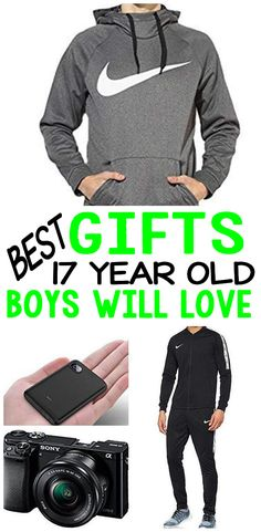 BEST Gifts 17 Year Old Boys Will Love