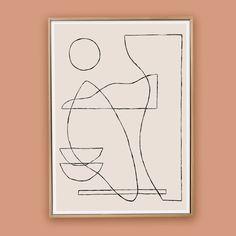 Jan Skacelik Art - Original abstract paintings and art prints – janskacelik Minimalist Drawing, Minimalist Art, Art Original, Original Paintings, Abstract Paintings, San Mamés, Abstract Shapes, Geometric Shapes, Wall Art Sets
