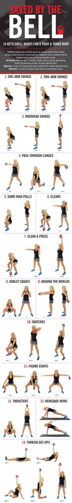 Understand what kettlebells can do for you and how to use them.
