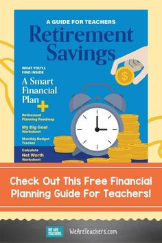 With these free financial planning worksheets, created in partnership with Equitable, you can plan financially for your dream life. Get this free guide now at weareteachers.com! Personal Financial Planner, Financial Tips, Financial Literacy, Financial Planning, Professional Development For Teachers, Paying Off Student Loans, Common Core Ela, Teaching Career, Saving Time
