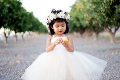 White and cream sequin tutu dress. Custom Tutu Dress, Smock Dress, Tie Back, Tutu Dress for Baby, Toddler and Girls!