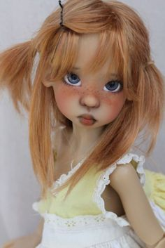 Hope by Kaye Wiggs - she looks so real!