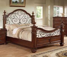 Lorrenzia Panel Customizable Bedroom Set