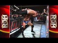 ROH WORLD TITLE: RODERICK STRONG VS EDDIE EDWARDS (3/19/11 MANHATTAN MAYHEM IV) - YouTube  #ROH #RoderickStrong #Indy