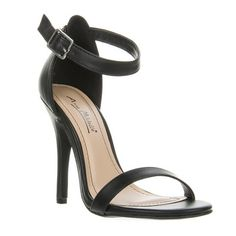 72fdcc7e2c58 The perfect black heel Ankle Strap Sandals