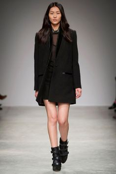 Isabel Marant Fall 2013 RTW Collection - Fashion on TheCut