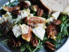 Fikensalat med camemert og honningpecan_P1150057