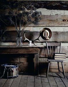 ❖ Rustic Farmhouse Vignette ❖