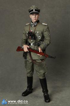 SS-Obersturmbannführer Kurt Meyer