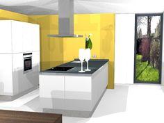 Great Photo N D coration Cuisine Savoie Projet MAISON BBC VOLUMES ForumConstruire inspirations House Construction Pinterest