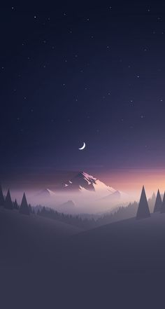 Stars And Moon Winter Mountain Landscape iPhone HD Wallpapers .- Stars And Moon Winter Mountain Landscape iPhone HD Wallpapers – Background Stars and moon winter mo J5 Wallpaper, Iphone 6 Wallpaper, Mobile Wallpaper, Wallpaper Backgrounds, Wallpaper Quotes, Computer Backgrounds, Black Wallpaper, Flower Wallpaper, Winter Backgrounds