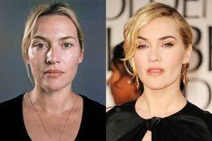 Artistas posam de cara limpa e revelam a beleza que sempre é ofuscada pela maquiagem | Donna