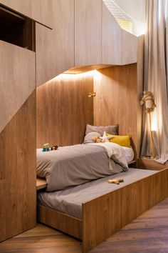 Discover this incredible kids' bedroom project with modern lines and get inspired to create your own room design. . . . . #circumagicalfurniture #kidsfurniture #kidsroom #kidsbedrooms #kidsinterios #kidsdecor #luxuryinteriors