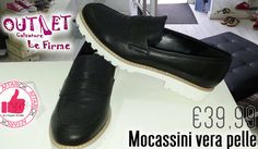 Mocassini In Vera Pelle Da Calzature Outlet Le Firme http://affariok.blogspot.it/2016/07/mocassini-in-vera-pelle-da-calzature.html