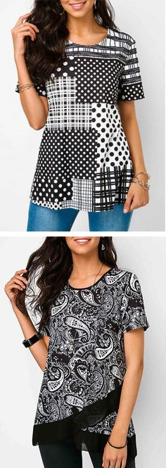 summer tops, cute tops, rosewe tops, modest tops, for women, for holiday, free shipping worldwide.