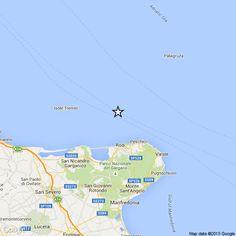Scossa sismica al largo della costa di Rodi Garganico - http://blog.rodigarganico.info/2015/cronaca/scossa-sismica-al-largo-della-costa-di-rodi-garganico/