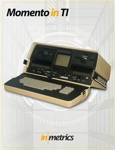 """O primeiro notebook da história foi inventado por Adam Osborne em 1981. Batizado de Osborne 1 o modelo pesava 12 kg tinha uma tela de 5"""" e vendeu cerca de 10 mil unidades."""