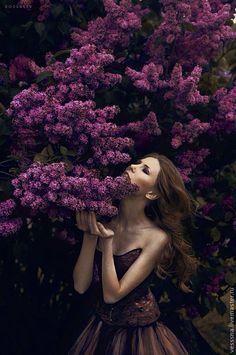 Lilac girl