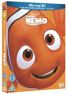 #Finding nemo disney blu ray 3d and 2d brand new #limited #edition 8717418461690,  View more on the LINK: http://www.zeppy.io/product/gb/2/182356028452/