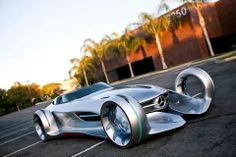 This is Mercedes Silver Lightning