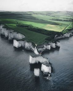 Post with 1746 votes and 120340 views. Tagged with nature, the more you know; Shared by barenton. Old Harry Rocks, Dorset, United Kingdom. Aerial Photography, Nature Photography, The Places Youll Go, Places To See, Beautiful World, Beautiful Places, Harry Rocks, Pub Crawl, Fantasy Landscape
