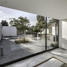 Casa 4.1.4, Santiago de Querétaro, México - AS/D Asociación de Diseño - © Rafael Gamo