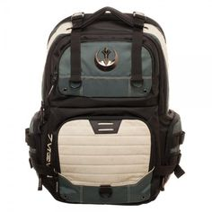 Star Wars Rogue One Rebel Backpack - First Person Clothing - 2