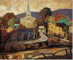 Fern Isabel Coppedge Pennsylvania Impressionist Painter
