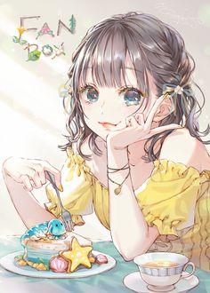 Hi mấy chụy Manga Anime, Anime Girl Neko, Anime Couples Manga, Cute Anime Couples, Anime Art Girl, Anime Girls, Pretty Anime Girl, Beautiful Anime Girl, Cute Manga Girl