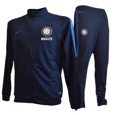 Inter Tuta Panchina Blu 2015-16