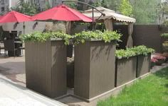 buy wpc flower boxes