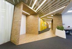 Oficina Yandex en San Petersburgo / Za Bor Architects