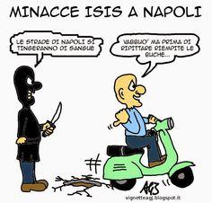 Isis minaccia Napoli
