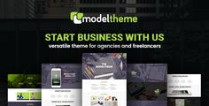 ModelTheme - Versatile WordPress Theme for Agencies and Freelancers by modeltheme