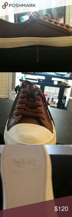 Coach sneakers Burgundy, BRAND NEW IN THE BOXS Coach Shoes Sneakers